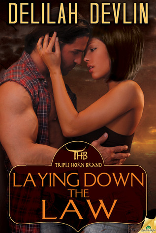 Laying Down the Law by Delilah Devlin