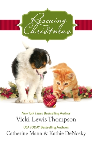 Post thumbnail of Review: Rescuing Christmas by Vicki Lewis Thompson, Catherine Mann, Kathie DeNosky