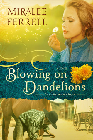 Blowing on Dandelions by Miralee Ferrell