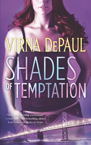 Shades of Temptation by Virna DePaul