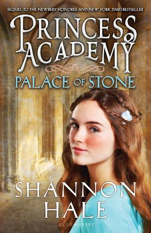 Palace of Stone (Princess Academy #2)