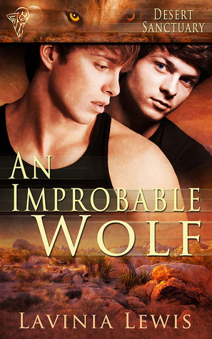 An Improbable Wolf by Lavinia Lewis