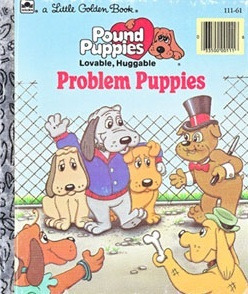 Problem Puppies by Justine Korman Fontes