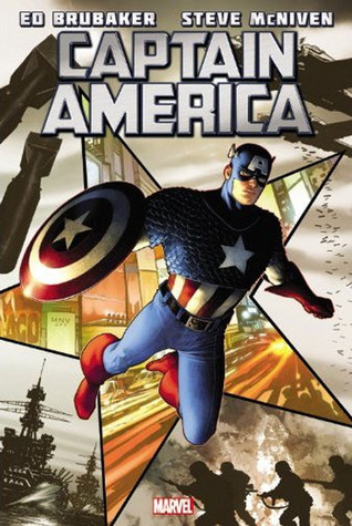Captain America by Ed Brubaker, Vol. 1 by Ed Brubaker