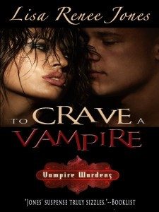 To Crave A Vampire Vampire Wardens 4