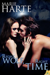 Right Wolf, Right Time (Cougar Falls, #6)