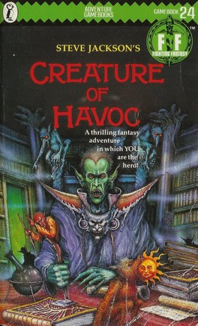 Creature Of Havoc by Steve   Jackson