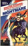Doctor Strange: Nightmare (Marvel Novel Series, #7)