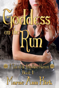 Goddess On The Run by Marne Ann Kirk