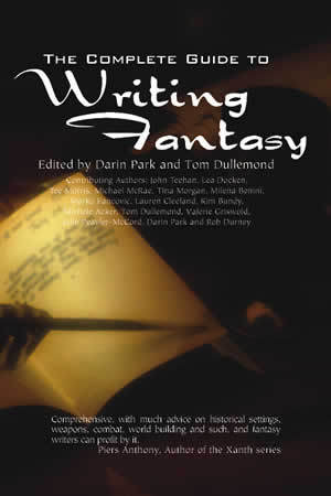 The Complete Guide to Writing Fantasy: Alchemy with Words