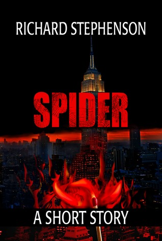 Spider - A New America Short Story (New America - Book #1.5)