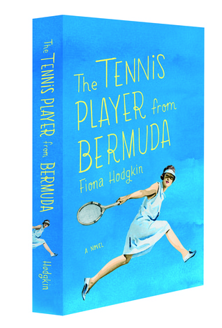 The Tennis Player from Bermuda by Fiona Hodgkin