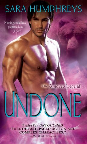 Review: Undone by Sara Humphreys
