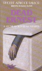 Dead Ernest (Leonidas Witherall, #7)