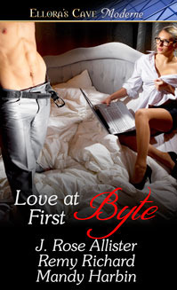 Love at First Byte by J. Rose Alister