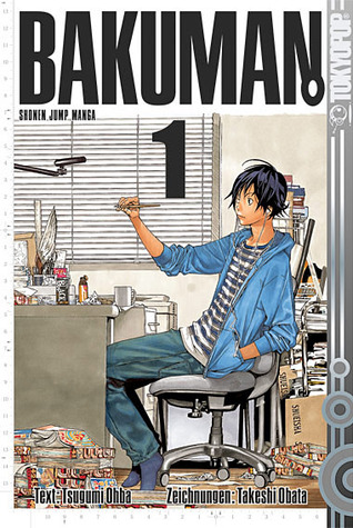 Bakuman, Band 1 by Tsugumi Ohba