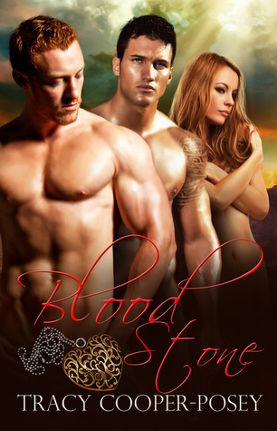 Blood Stone by Tracy Cooper-Posey