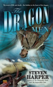 Review: The Dragon Men by Steven Harper