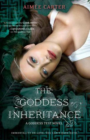 The Goddess Inheritance - Aimee Carter epub download and pdf download