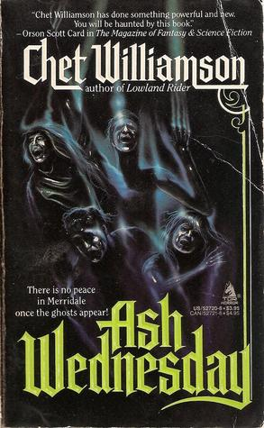 Ash Wednesday by Chet Williamson