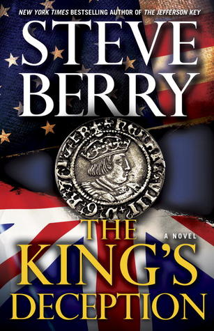 The King's Deception (Cotton Malone #8)