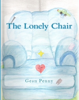 The Lonely Chair by Gean Penny