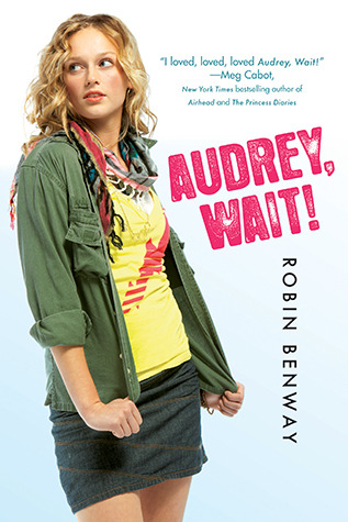 audrey, wait! - robin benway