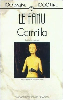 Carmilla by Joseph Sheridan Le Fanu