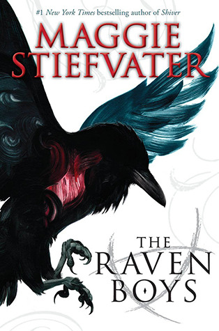 Book Cover: The Raven Boys by Maggie Stiefvater
