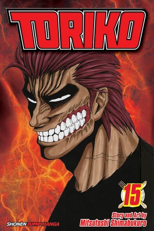 Toriko, Vol. 15