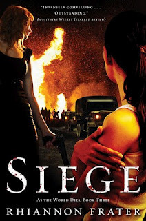 Siege: As the World Dies, Book Three