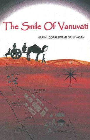 The Smile of Vanuvati by Harini Gopalswami Srinivasan
