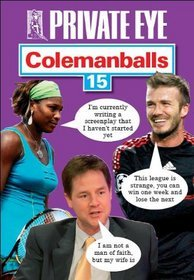 Private Eye's Colemanballs 15 by Barry Fantoni