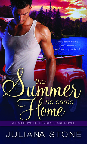 The Summer He Came Home (Bad Boys of Crystal Lake, #1)