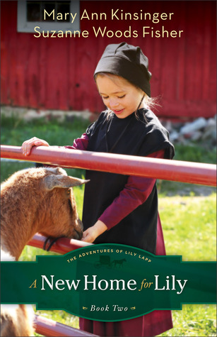 A New Home for Lily (The Adventures of Lily Lapp #2)