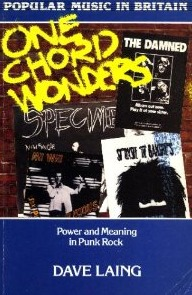 One Chord Wonders by Dave Laing