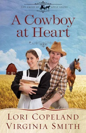 A Cowboy at Heart (The Amish of Apple Grove #3)