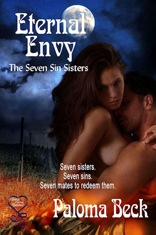 Eternal Envy (Seven Sin Sisters, #2)