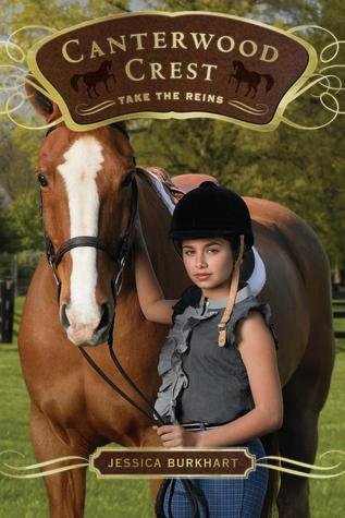 Take the Reins by Jessica Burkhart