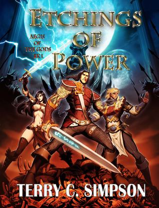 Etchings of Power by Terry C. Simpson