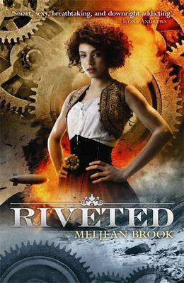 Riveted (Iron Seas, #3)