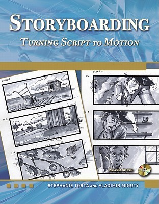 Storyboarding by Stephanie Torta