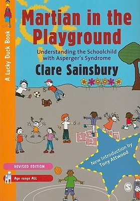 Martian in the Playground by Clare Sainsbury