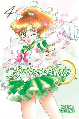 Pretty Guardian Sailor Moon, Vol. 4