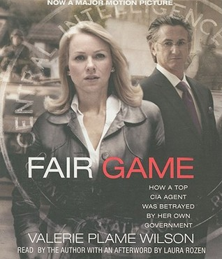 Free download online Fair Game Movie Tie-In: My Life as a Spy, My Betrayal by the White House PDF