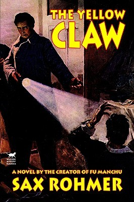 The Yellow Claw (Gaston Max, #1)