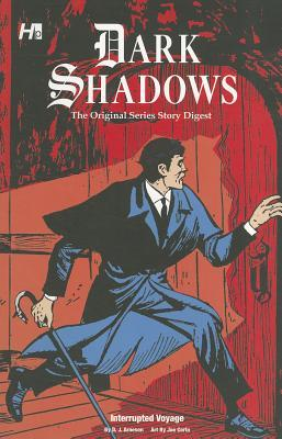 Dark Shadows The Original Series Story Digest