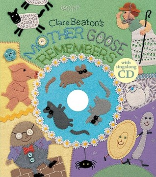 Mother Goose Remembers HC w CD by Clare Beaton