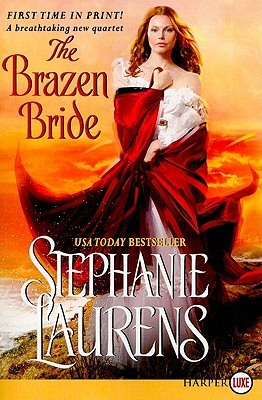 The Brazen Bride (Black Cobra Quartet, #3)