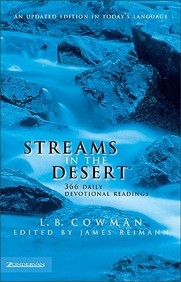 Streams in the Desert by Lettie B. Cowman